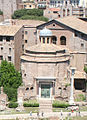 Templo de Romulo Foro Romano.jpg