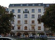 Tenement, 6 Matejko square, Krakow, Poland.jpg