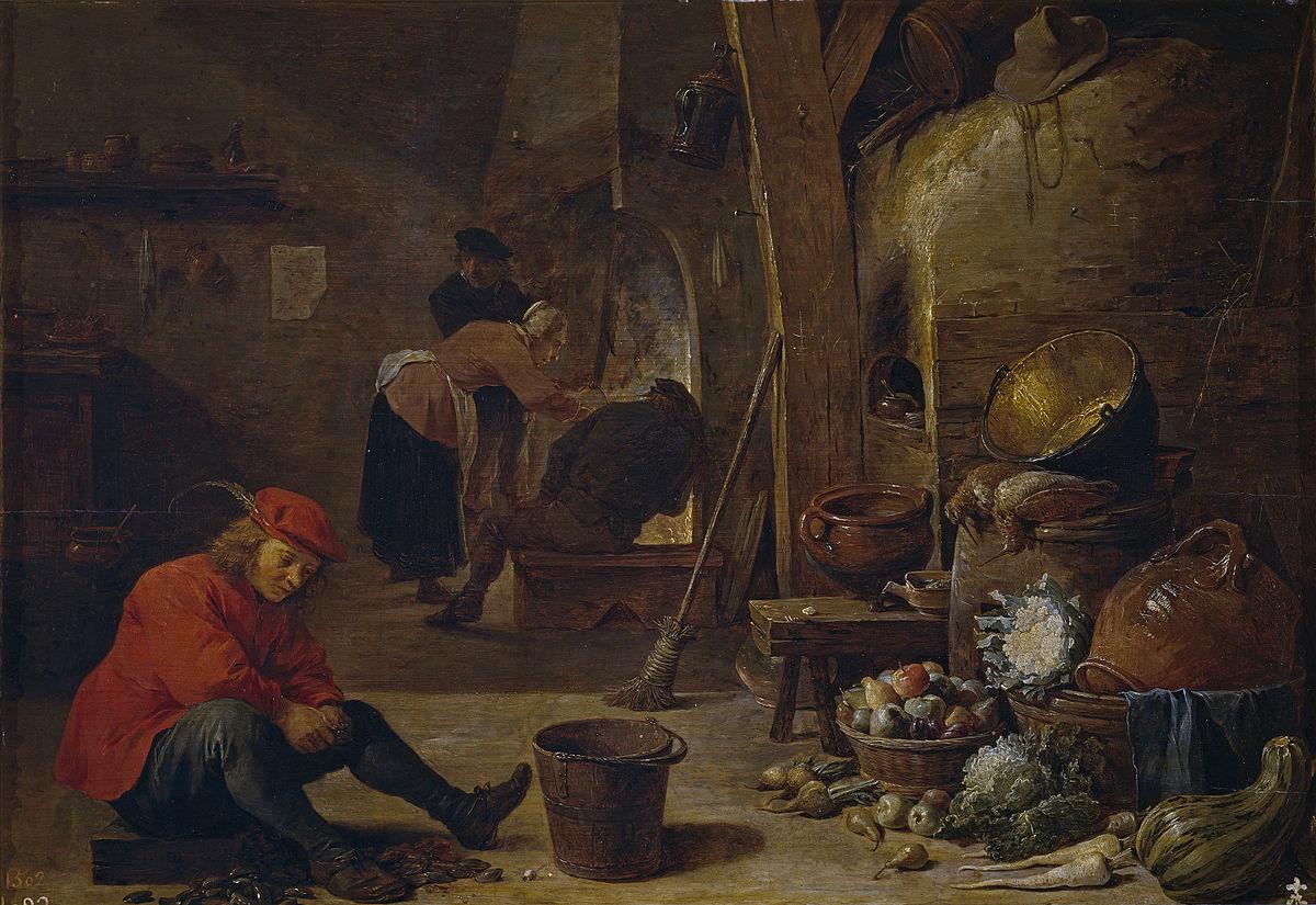 Картинки по запросу peinture flamande 17ème siècle