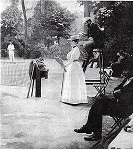 Damestennistoernooi op de Olympische Zomerspelen 1900