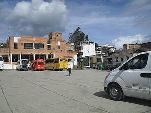 Guateque - Image: Terminal Guateque