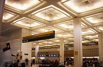George Bush Intercontinental Airport - Terminal A