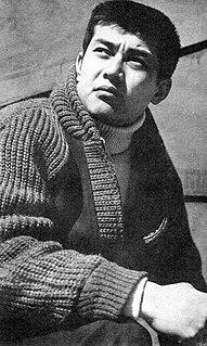 Tetsuya Watari Japanese actor