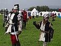 Tewkesbury Medieval Festival 2008 - Re-enactor pair.jpg