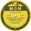 Thanks to You by Connie Francis.png