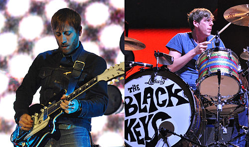 The Black Keys during their headline appearance at Coachella in April 2012 The-Black-Keys-Coachella-4-20-12.jpg