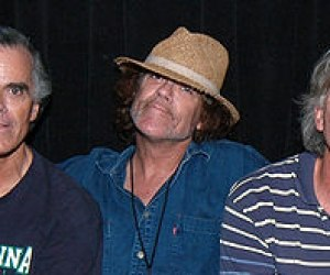 Barry Cowsill - Cowsill at the El Rey Theatre in Los Angeles