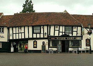 Waltham Abbey (town) - The Welsh Harp Inn