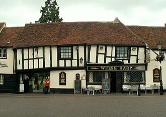 Waltham Abbey (town) - The Welsh Harp Inn