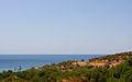 The Aegean, seen from a hill in Izmir.jpg
