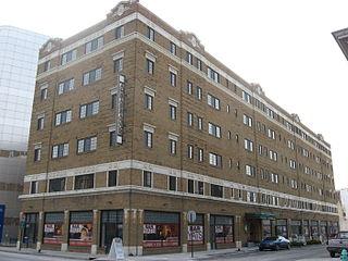 The Ambassador (Indianapolis, Indiana) historic apartment building