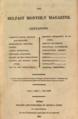 The Belfast Monthly Magazine (1808, Vol. 1, Part 1, Belfast).png