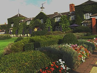 The Belfry - Image: The Belfry Golf Centre geograph.org.uk 244779