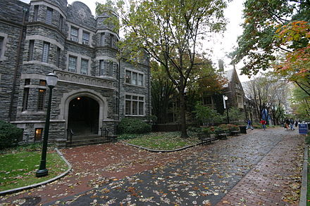 Psi Upsilon Fraternity a.k.a. The Castle The Castle.jpg
