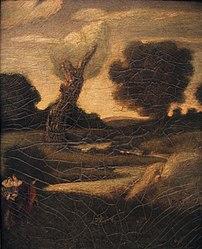 Albert Pinkham Ryder: The Forest of Arden