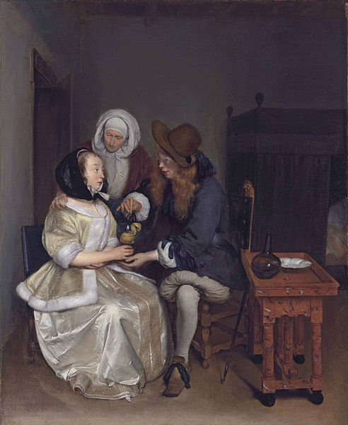 File:The Glass of Lemonade, attributed to Gerard ter Borch.jpg