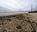 The Humber Bridge from Hessle foreshore - geograph.org.uk - 641439.jpg