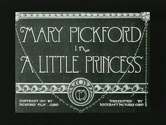 Файл:The Little Princess (1917).webm