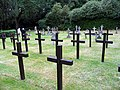 The Most Holy Trinity, Ascot Priory, Berks - Nuns Cemetery - geograph.org.uk - 331238.jpg