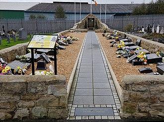 Milltown Cemetery - New Republican Plot
