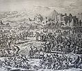 The Phillip Medhurst Picture Torah 313. The plague of lice. Exodus cap 8 v 16. Syker.jpg