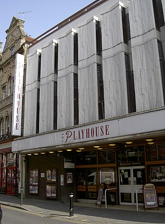 The Playhouse, Weston-super-Mare - Image: The Playhouse (geograph 2893526)