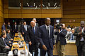 The President of Burkina Faso at the CTBTO (13 June 2013) (9033330207).jpg