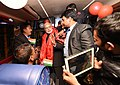 The Prime Minister, Shri Narendra Modi after the flagging off the Kathmandu-Delhi Direct Bus Service, in Kathmandu, Nepal, on November 25, 2014.jpg