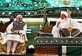 The Prime Minister, Shri Narendra Modi attending Ashara Mubaraka – Commemoration of the Martyrdom of Imam Husain (SA), organised by the Dawoodi Bohra community, at Saifee Masjid, in Indore, Madhya Pradesh (2).JPG