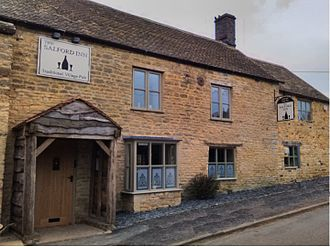 Salford, Oxfordshire - The Salford Inn