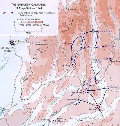 The Salween Campaign, 1944 The Salween campaign - 11 May-30 June 1944.jpg