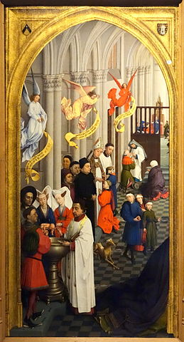 Rogier van der Weyden - Seven Sacraments