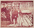 The Smell of Death (1915) by Edvard Munch. Original from The Art Institute of Chicago. Digitally enhanced by rawpixel. (50434566756).jpg