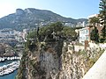 The Tete de Chien seen from Monaco-Ville.jpg
