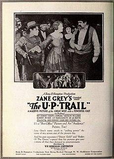 <i>The U.P. Trail</i> 1920 film