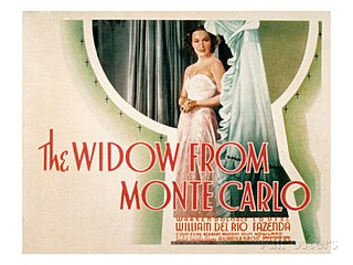 <i>The Widow from Monte Carlo</i> 1935 film by Arthur Greville Collins