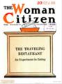 The Woman Citizen June 15, 1918 THE TRAVELING RESTAURANT An Experiment in Eating.png