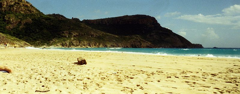 File:The best beach in the world - Saline Beach on St. Barthelemy FWI - panoramio.jpg