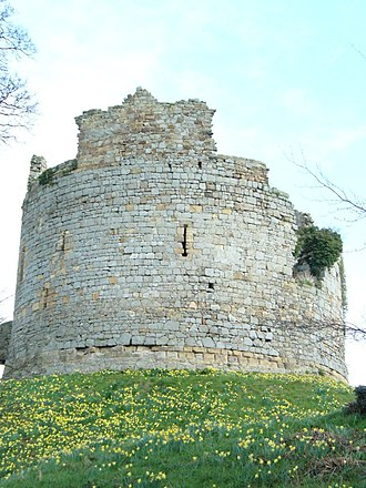 Flintshire - Image: The corner