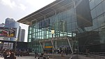 The entrance of Seoul Station on April 17th 2016.jpg