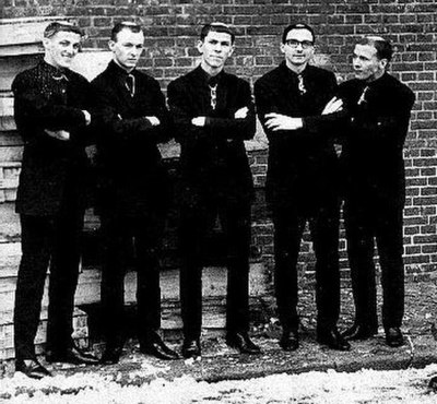 Picture of a band or musician: The Monks