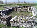 The small Roman bath complex, Ancient Dion (6933458344).jpg