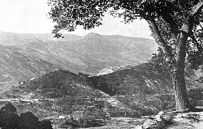 The vivarais chain - A book of the Cevennes..jpg