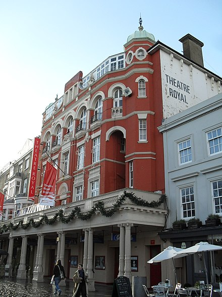 Brighton amateur theatre
