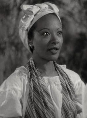 Theresa Harris - Harris in I Walked with a Zombie (1943)