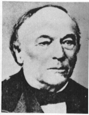 Thomas Clausen (mathematician) - Thomas Clausen