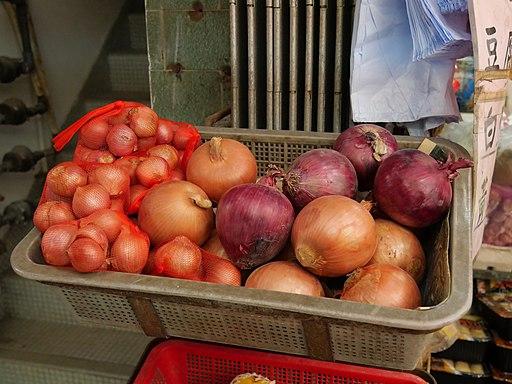 Three Onion in Peng Chau