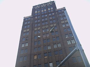 History of Meridian, Mississippi - Meridian's most visible icon, the Threefoot Building, was built in 1929.