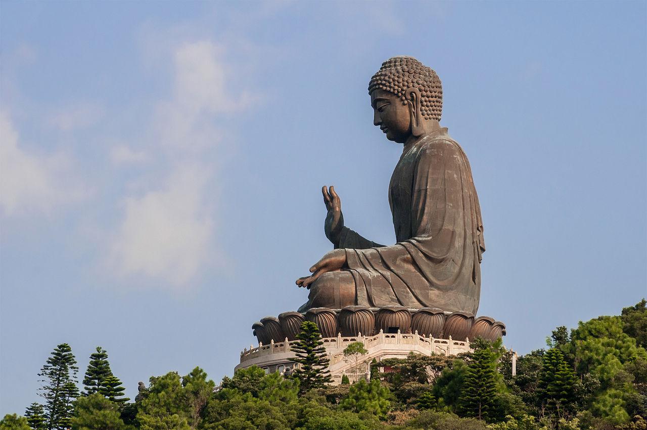Будда в тумане или Майское путешествие на остров Лантау