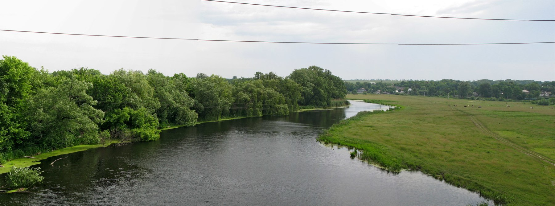 Tiasmyn River in Smila.jpg